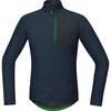 GORE BIKE WEAR Power Trail maglietta a maniche lunghe Uomo blu